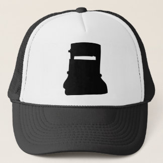 ned kelly mask trucker hat