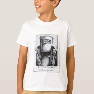Ned Kelly (Wanted Poster) T-Shirt