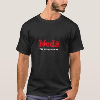 Neda, The Voice of IRAN T-Shirt