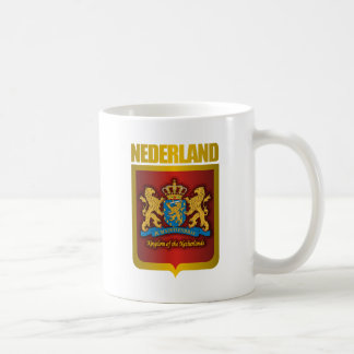 """Nederland Gold"" Coffee Mug"