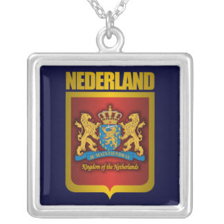 """Nederland Gold"" Necklace"