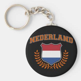 Nederland Key Ring