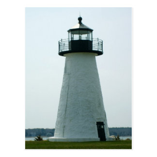 Ned's Point Lighthouse Massachusetts Postcard