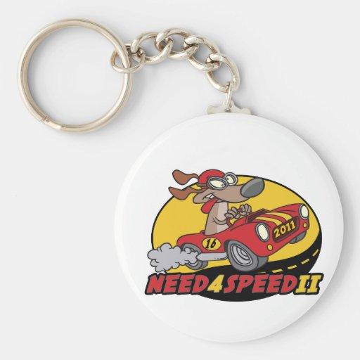 Need 4 Speed 2 Tournament Goodies Key Chains