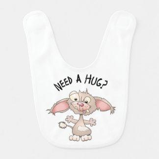 Need a Hug Bib
