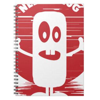 Need a hug notebook