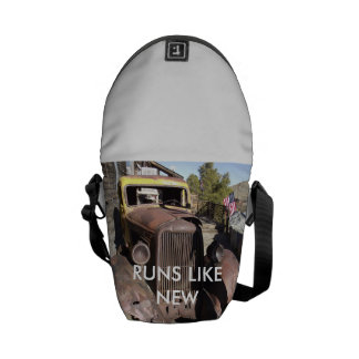 Need a new car? messenger bags