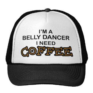 Need Coffee - Belly Dancer Trucker Hats