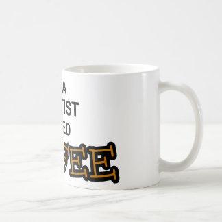 Need Coffee - Dentist Basic White Mug