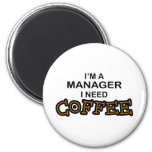 Need Coffee - Manager
