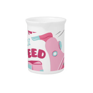 Need For Speed Drink Pitchers