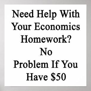 Need economics homework help