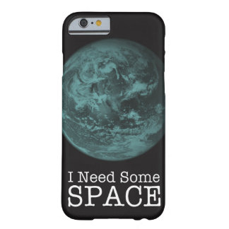 Need Space iPhone 6/6s Barely There Phone Case