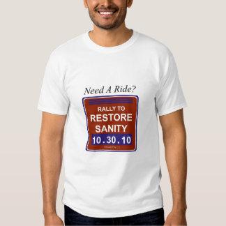 needaridewhite shirt