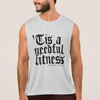 Needful Fitness Singlet
