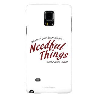 Needful Things Galaxy Note 4 Case