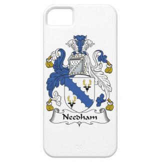 Needham Family Crest iPhone 5 Covers