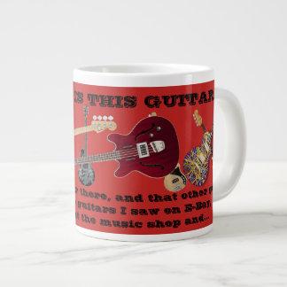 Needing a new guitar Coffee Mug