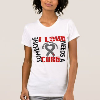 Needs A Cure 4 Diabetes T-Shirt