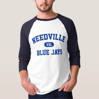 Needville Blue Jays - Personalize It! Tee Shirt