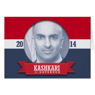 NEEL KASHKARI CAMPAIGN GREETING CARDS