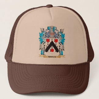Neels Coat of Arms - Family Crest Trucker Hat