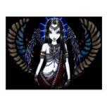 Nefertari Angelic Egyptian Goddess Postcard