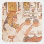 Nefertari Making an Offering Stickers