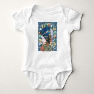 Nefertiti Baby Bodysuit