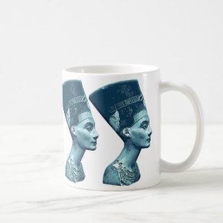 nefertiti, coffee mug