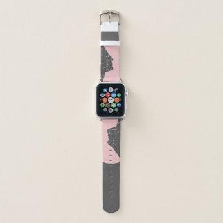 Nefertiti draws out Apple Watch Apple Watch Band