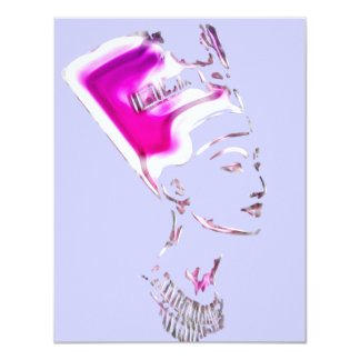 Nefertiti 'Egyptian Goddess' Design Card
