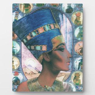Nefertiti Plaque