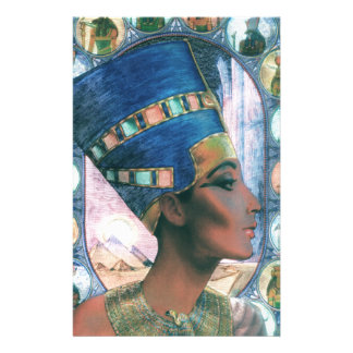 Nefertiti Stationery