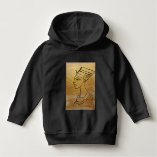 Nefertiti Toddler Pull over Hoodie