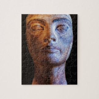 Nefertiti Unfinished Jigsaw Puzzle