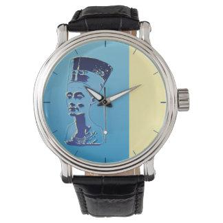 Nefertiti watch
