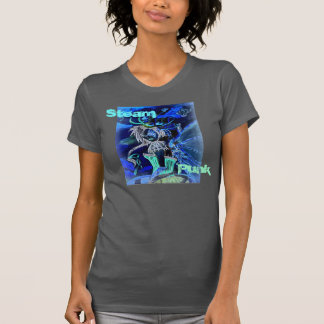 Nega Steam Punk Faery Tee Shirt
