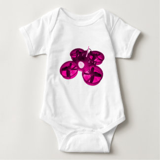 Negative Effect Purple Inductrix Tiny Whoop Drone Baby Bodysuit