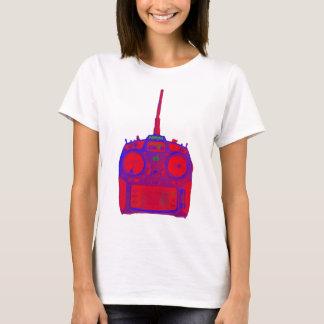 Negative Effect Red/Purple Spektrum RC Radio T-Shirt