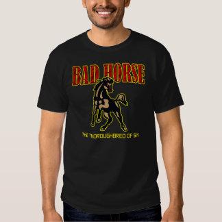 Negative Equine (dark) Tshirts