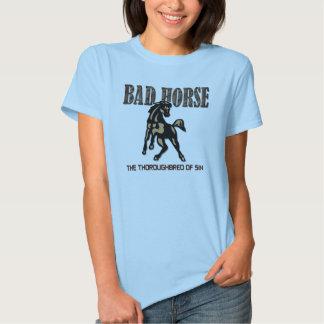 Negative Equine (lite) Tee Shirt