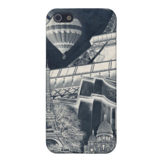 Negative French Collection iPhone 5 Covers