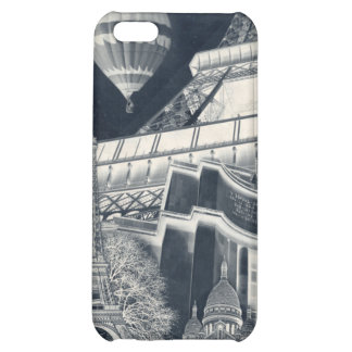 Negative French Collection iPhone 5C Cases