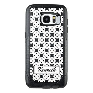 Negative Gamepad by Kenneth Yoncich OtterBox Samsung Galaxy S7 Edge Case