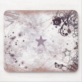 Negative Grunge mouse pad
