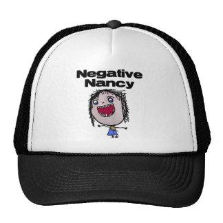 Negative Nancy Trucker Hats