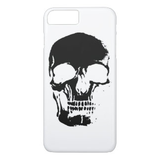 Negative Skull iPhone 8 Plus/7 Plus Case