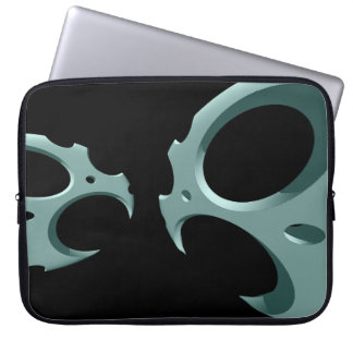 Negative Space Laptop Sleeve