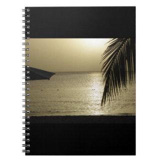 Negril Jamaica Notebook